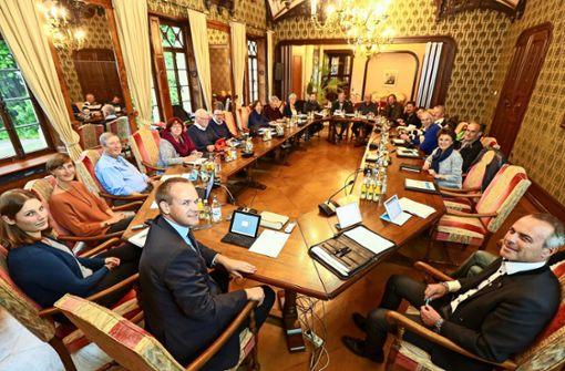 Eklat in der Sitzung des Gemeinderats