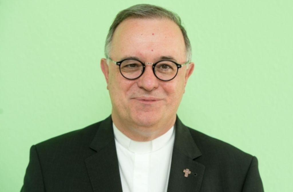 Landesbischof Otfried July kommt zum Neujahrsempfang nach Bad Boll. Foto: dpa