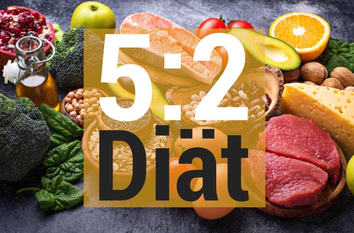 5 Tage essen und 2 Tage fasten. Gesund abnehmen durch Teilzeitverzicht. So klappt die 5:2-Diät + 8 Rezeptvorschläge Foto: Yulia Furman / Shutterstock.com