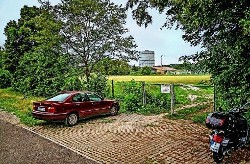 Daimler will Entwicklungsfläche zuparken