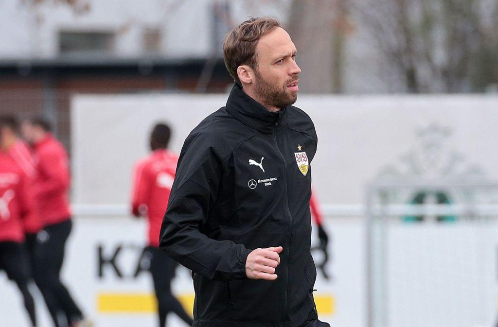 Andreas Hinkel übernimmt beim VfB Stuttgart die zweite Mannschaft als Cheftrainer. Foto: Baumann