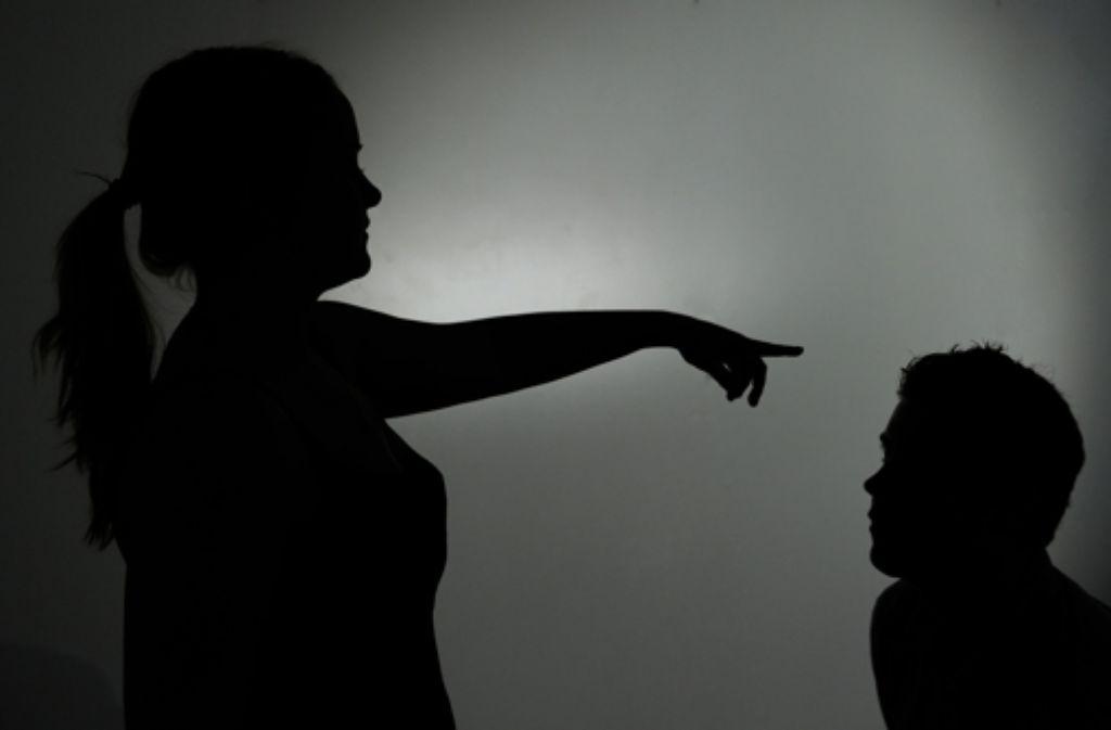 Frauengewalt gegen Männer - immer noch ein Tabu. Foto: dpa