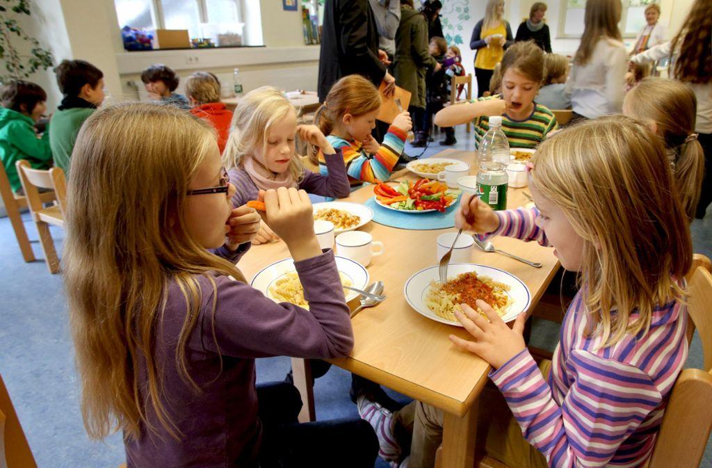 Schulkindbetreuung soll ganz nach den Bedürfnissen der Eltern laufen, fordert die Landtags-CDU. Foto: dpa