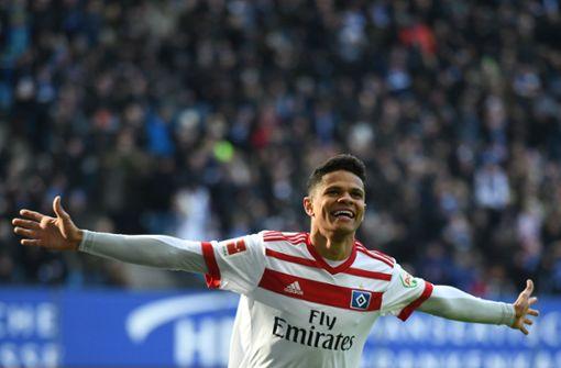 Hamburger SV verliert, Frankfurt dominiert Derby