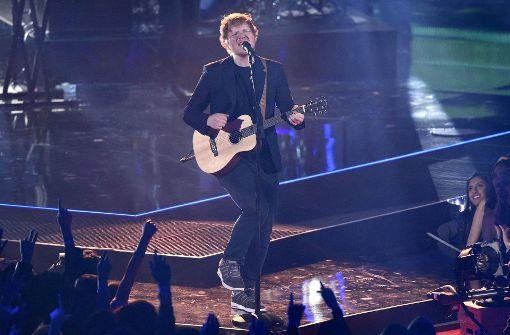 Justin Timberlake, Ed Sheeran und Drake ausgezeichnet