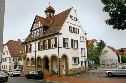 Stammheimer Rathaus wird endlich saniert