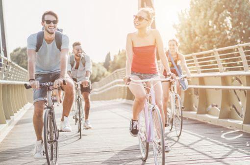 Wie wahr, wie wahr: Politisch gesehen, ist das Fahrrad das am meisten unterschätzte Verkehrsmittel. Dabei ist es eine sinnvolle Alternative zum motorisierten Verkehr, gerade im Sommer und in der Stadt. (Kurt Bodewig, deutscher Politiker, *1955)