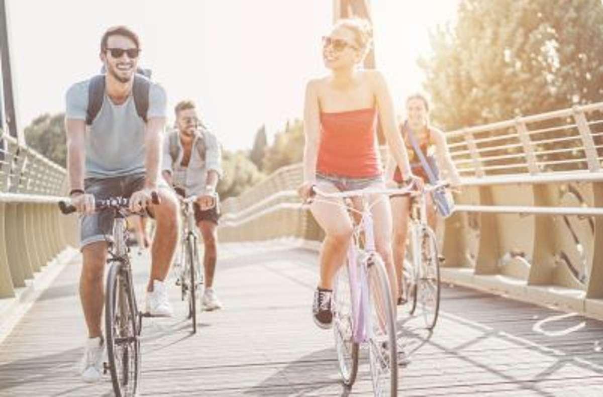 Wie wahr, wie wahr: Politisch gesehen, ist das Fahrrad das am meisten unterschätzte Verkehrsmittel. Dabei ist es eine sinnvolle Alternative zum motorisierten Verkehr, gerade im Sommer und in der Stadt. (Kurt Bodewig, deutscher Politiker, *1955) Foto: Shutterstock/Disobey Art