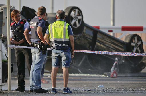 Zwei Anschläge halten Spanien in Atem
