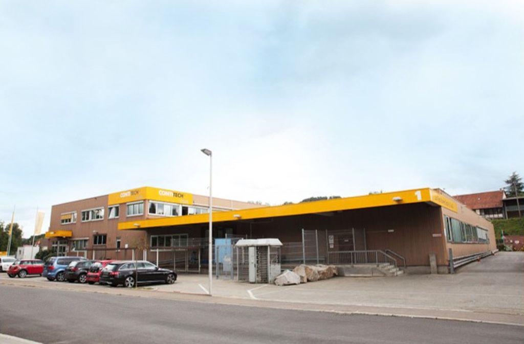 Conti schließt das Werk  Oppenweiler mit 340 Mitarbeitern. Foto: Conti