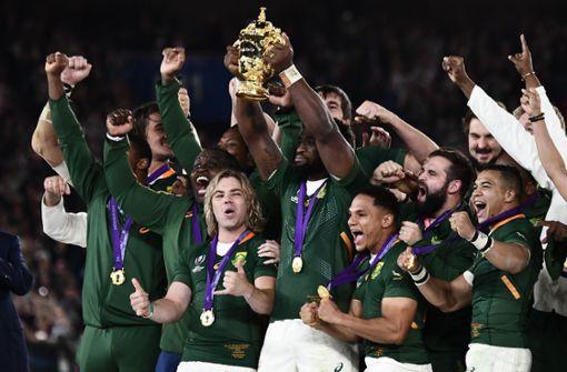 Südafrika zum dritten Mal Weltmeister