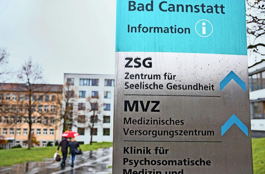 Bad Cannstatt ist einer der Standorte der Kinder- und Jugendpsychologie. Foto: Lichtgut/Julian Rettig