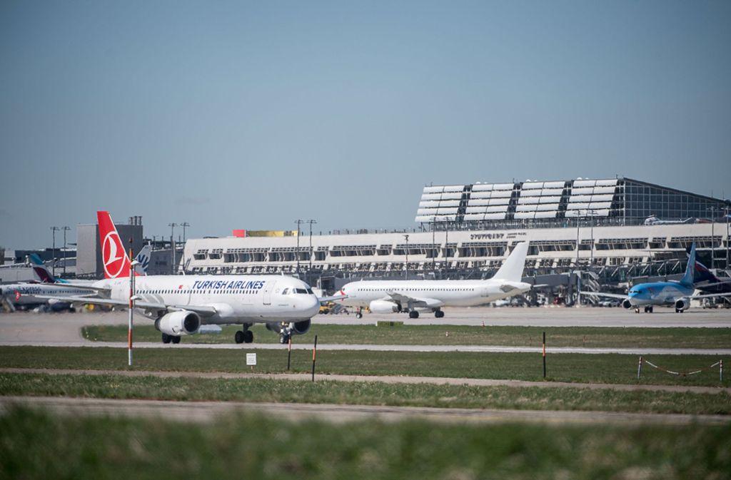 Bei 64 962 Starts und Landungen hat es in Stuttgart 10 541 Verspätungen gegeben. Foto: dpa