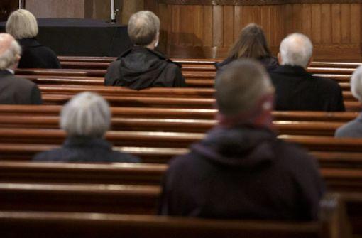 Protestanten wollen an Präsenzgottesdiensten zu Ostern festhalten