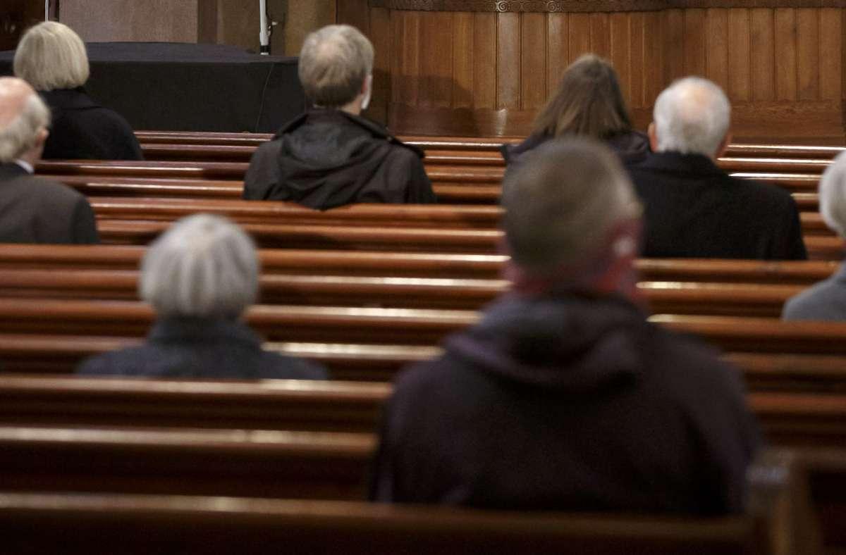 Bund und Länder hatten sich beim Corona-Gipfel in der Nacht zum Dienstag darauf geeinigt, die Religionsgemeinschaften zu bitten, an Ostern auf Präsenzgottesdienste zu verzichten (Symbolbild). Foto: Lichtgut/Julian Rettig