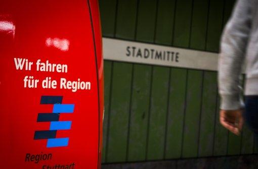 S-Bahn-Verkehr im Tunnel auf Sparflamme