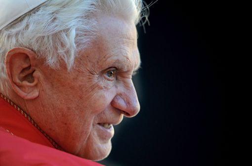 Benedikt XVI. bereitet sich auf den Tod vor