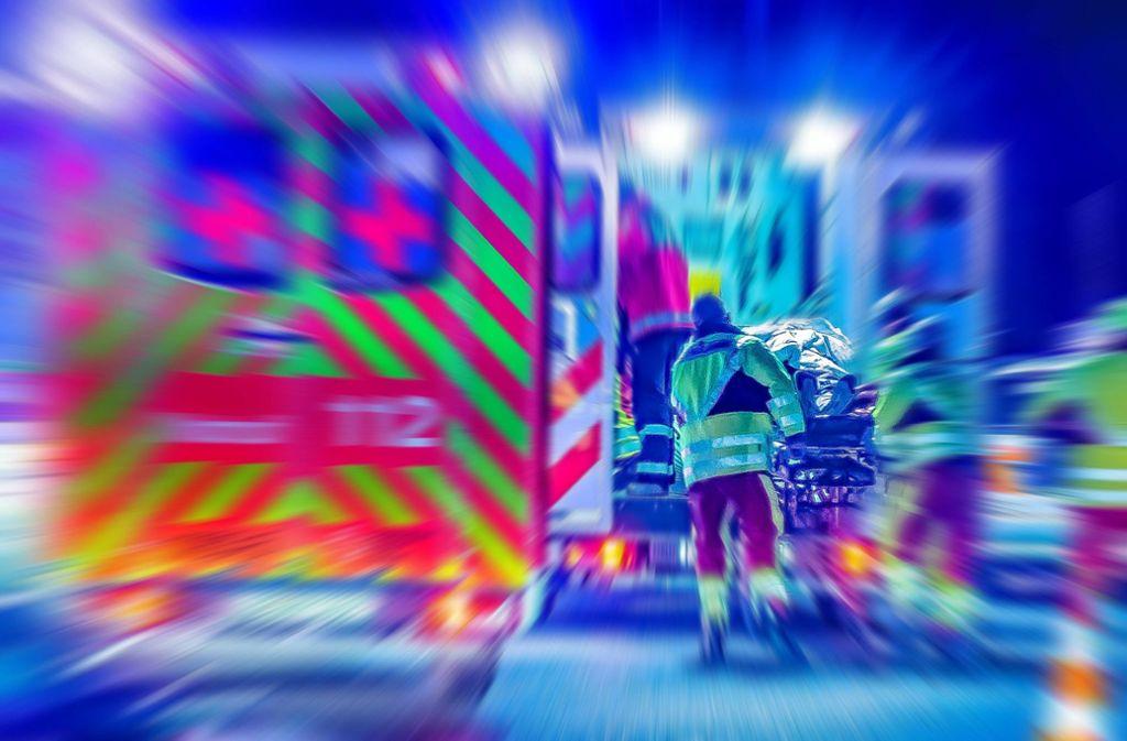 Bei einem Unfall in Untertürkheim wurde eine Rollerfahrerin schwer verletzt. (Symbolbild) Foto: 7aktuell.de