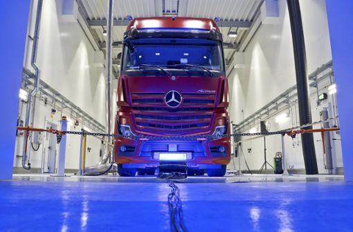 Daimler macht Wörth fit für die Zukunft