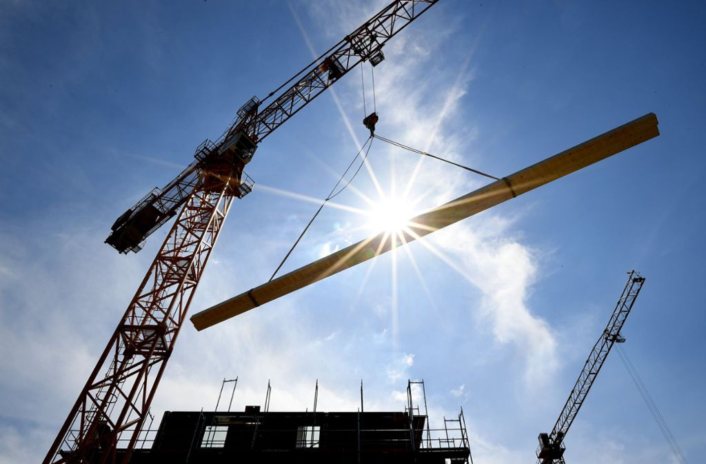 Ist alles noch da? Das müssen sich Bauarbeiter immer öfter fragen. Foto: dpa