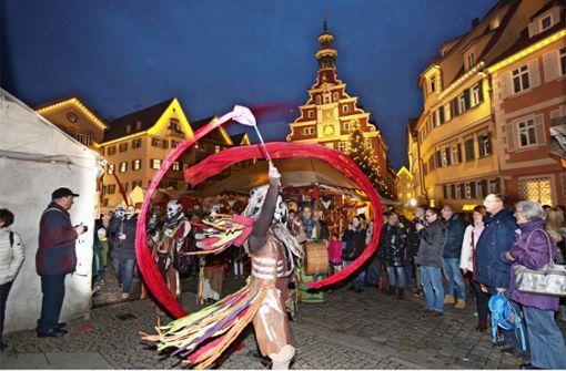 Der Esslinger Mittelaltermarkt wird weiter geplant