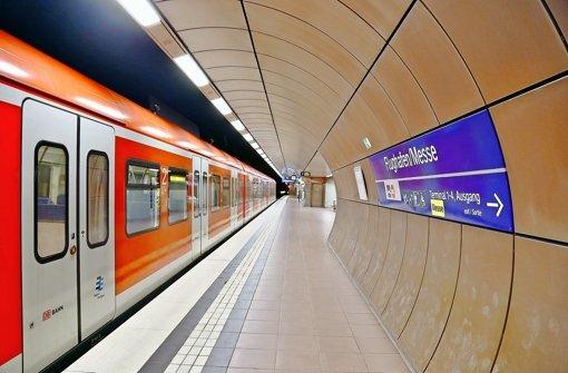 Im Rahmen von Stuttgart21 soll beim Stuttgarter Flughafenbahnhof ein drittes Gleis für den Fern- und Regionalverkehr gebaut werden. Foto: dpa