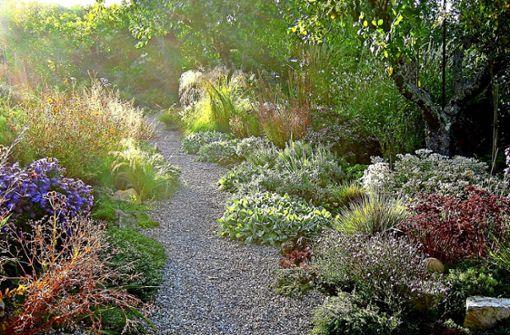Gartenparadies im englischen Stil