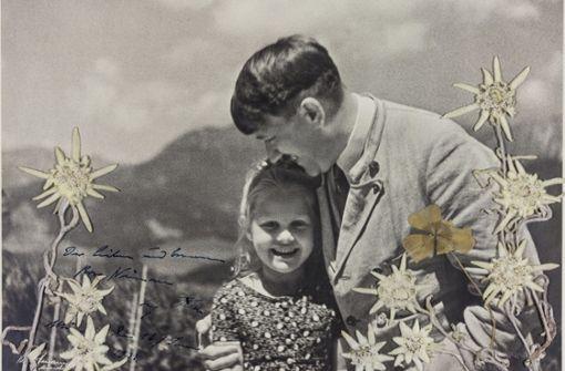 Foto mit Hitler und jüdischem Mädchen für 10 000 Euro versteigert