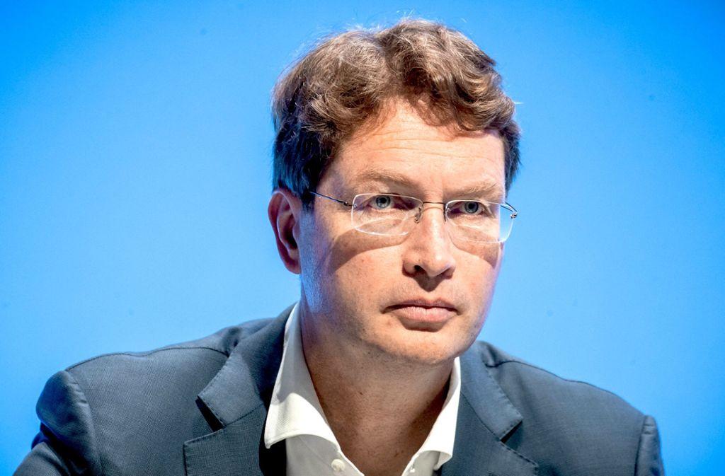 Der Schwede Ola Källenius ist seit Mai Daimler-Chef. Foto: dpa