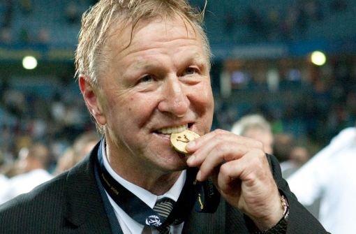 Horst Hrubesch wieder Trainer der U 21-Nationalmannschaft