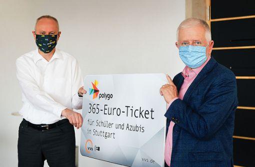 Mindestens 15 Euro Treuebonus für VVS-Abokunden