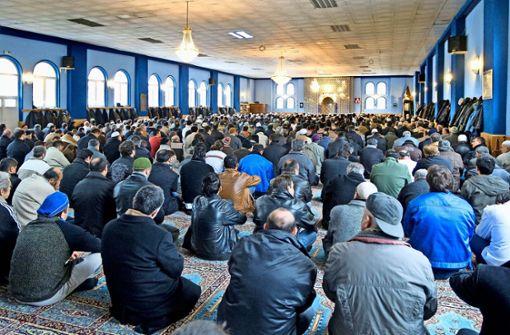 So sieht das Konzept für die Ditib-Moschee  aus
