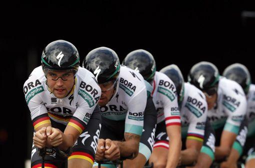 So schlagen sich die deutschen Radprofis bei der Tour