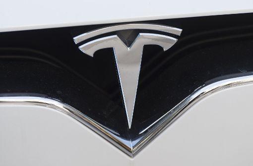 US-Elektroautobauer Tesla ruft 53.000 Autos in die Werkstätten. Foto: AFP