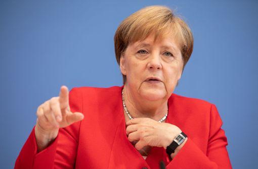 Merkel: Trump schadet den USA