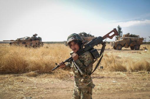 Was der Nordsyrien-Konflikt mit Stuttgart zu tun hat