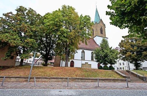 Mit bestem Blick aufs Gotteshaus