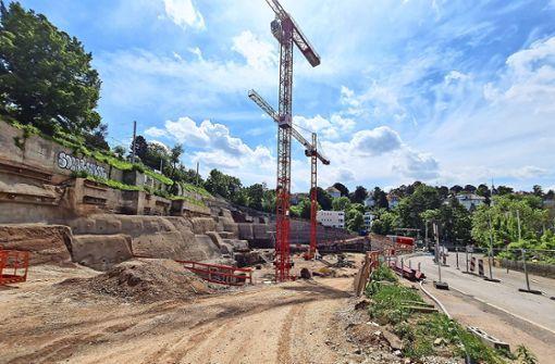 Fünf künftige Stadtvillen sind verkauft