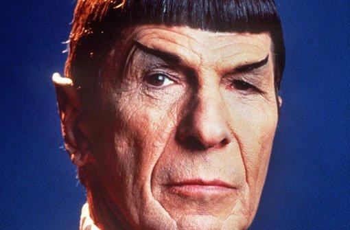 Mr. Spock trauert um seine Braut