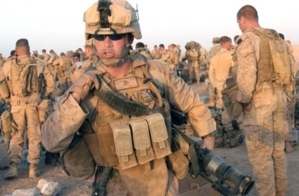 Was er bei den Marines gelernt hat, wendet Pelecanos' Held in Washington an. Foto: dpa