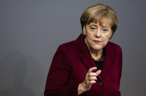 Merkel wirbt für Asylverschärfung