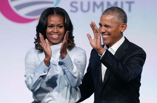 Ex-Präsidentenpaar will neue Aufgabe nicht für Parteipolitik nutzen
