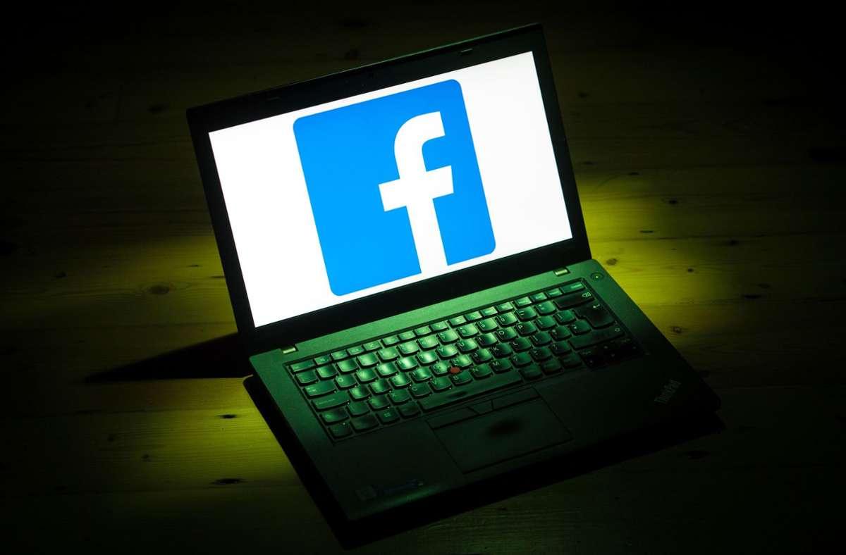 Facebook: In Australien derzeit ohne journalistische Inhalte Foto: dpa/Dominic Lipinski