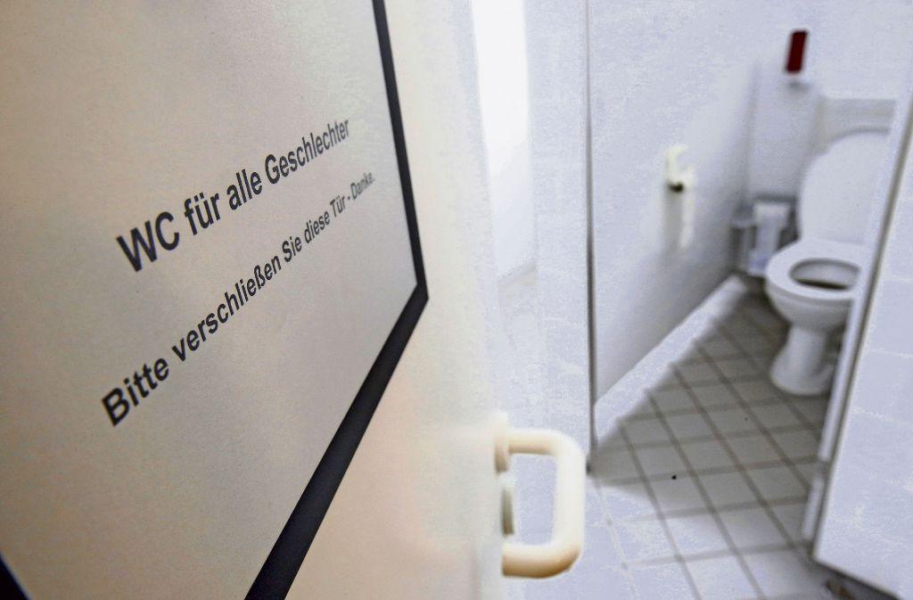Neben Toiletten für Männer und Frauen gibt es in Berlin bereits Klos für alle Geschlechter. Foto: Getty
