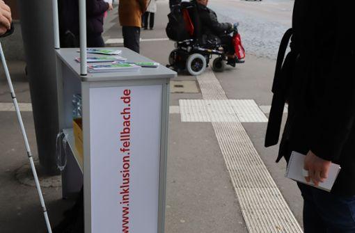 Behinderte wünschen sich mehr Teilhabe
