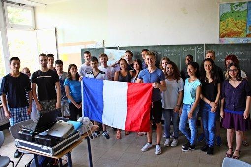 Kleines französisches Kulturinstitut auf Achse