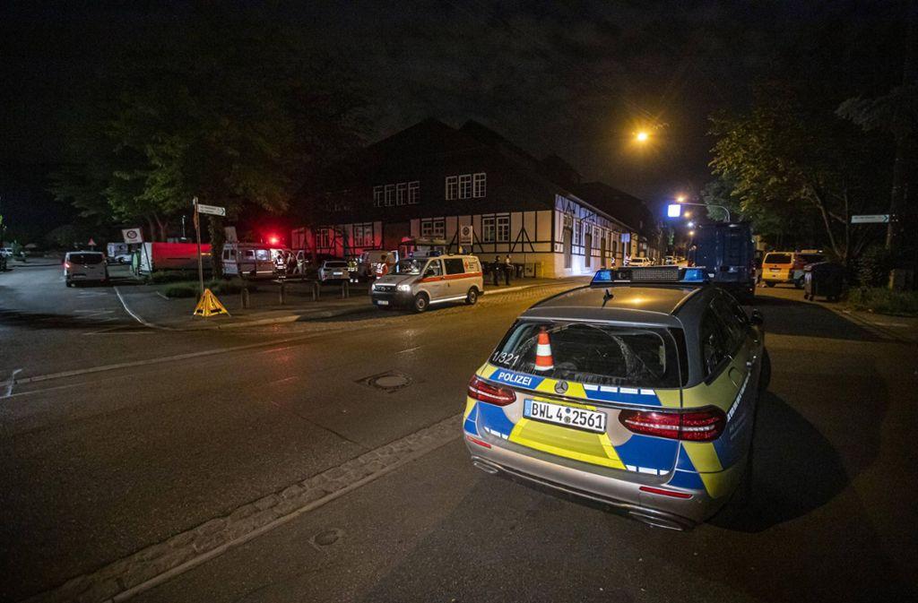 Die Polizei ging nicht von einem Verbrechen aus. Mittlerweile hat sie den Bub aufgegriffen. Foto: 7aktuell.de/Simon Adomat