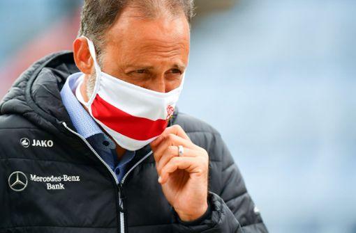 VfB-Vorstand bezieht Stellung zu Pellegrino Matarazzo