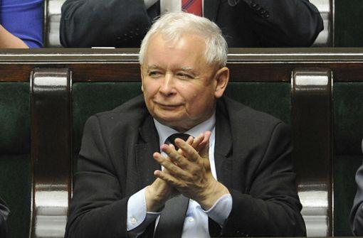 Für Kaczynski ist der Wahlkampf wichtiger als Corona