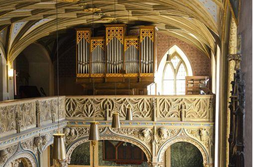 Eine neue Orgel für die Schlosskirche